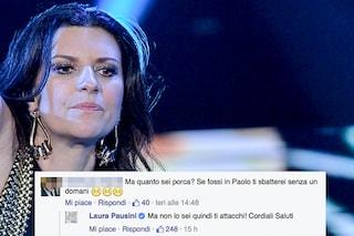 Le risposte geniali di Laura Pausini ai fan su Facebook