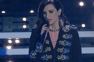 Sanremo 2016 il medley di Laura Pausini conquista il Festival
