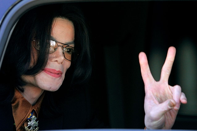 Michael Jackson (Getty Images)