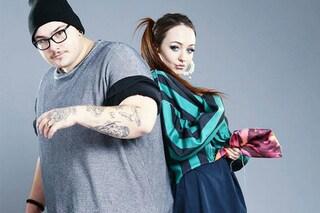 La rapper Miss Simpatia: 'Vi presento il mio fidanzato di 146 chili, altro che U&D'