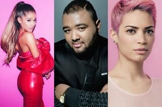 Ariana Grande batte Amici: Sergio Sylvestre ed Elodie dietro alla popstar americana