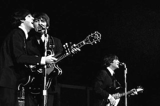 """Beatles: torna disponibile il mitico """"Live At The Hollywood Bowl"""""""