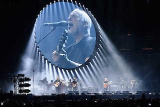 David Gilmour agli Scavi di Pompei: un incanto musicale lungo 45 anni
