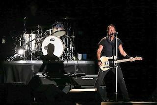 """Il rito di Bruce Springsteen incanta San Siro: """"Siete il pubblico migliore del mondo"""""""