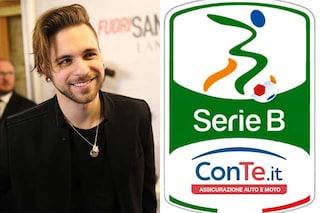 """""""Noi siamo infinito"""" di Alessio Bernabei è la nuova sigla del Campionato di Serie B"""