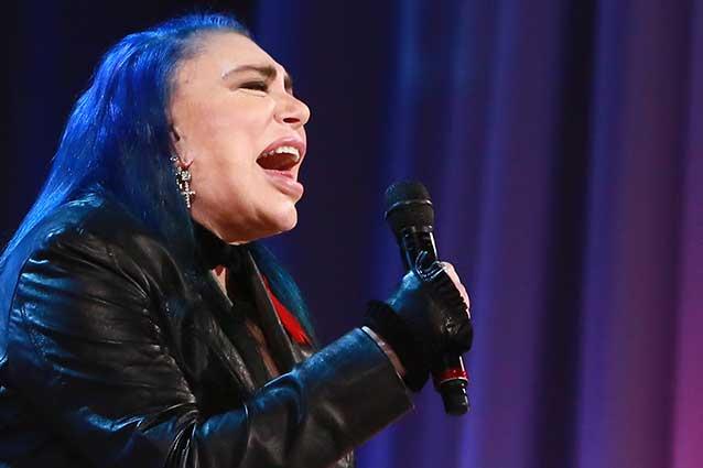 Sanremo 2019, gaffe Virginia Raffaele: