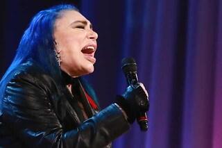 "Loredana Bertè canta ""Cosa ti aspetti da me"" a Sanremo 2019"
