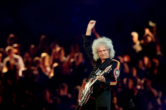 Brian May (Foto di Scott Heavey/Getty Images)