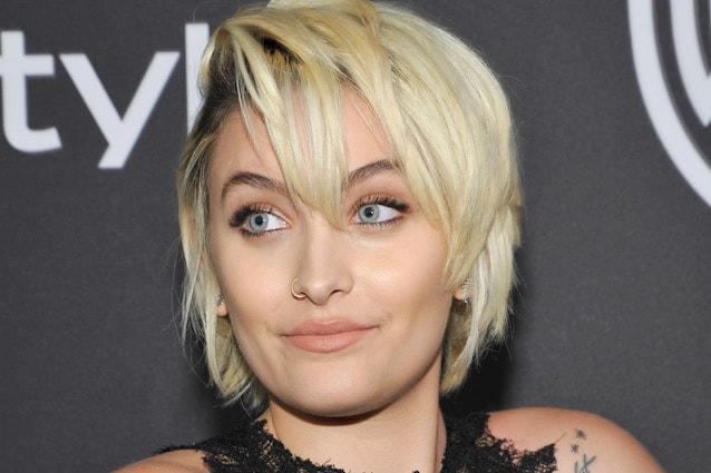 Paris Jackson (John Sciulli/Getty Images for InStyle)
