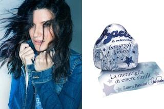 San Valentino, le frasi d'amore di Laura Pausini nei Baci Perugina