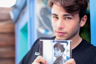 """""""Polaroid"""" di Riki, in radio il nuovo singolo del secondo classificato ad Amici 2017"""