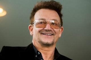 Bono Vox torna in Italia, il cantante in barca dalla Liguria alla Toscana