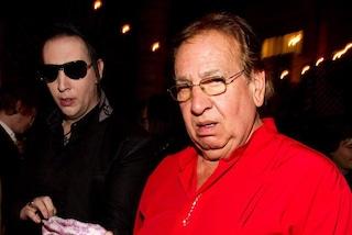 """È morto il padre di Marilyn Manson, Hugh Warner: """"Mi hai insegnato ad essere uomo"""""""