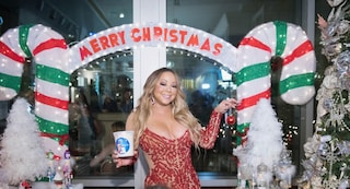 """Mariah Carey, """"All I Want for Christmas is you"""" prima in classifica dopo 25 anni"""