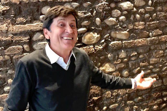 Gianni Morandi (via Facebook)