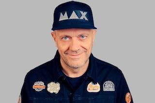 """Max Pezzali: """"A Sanremo preferisco San Siro, vescovo migrante"""""""