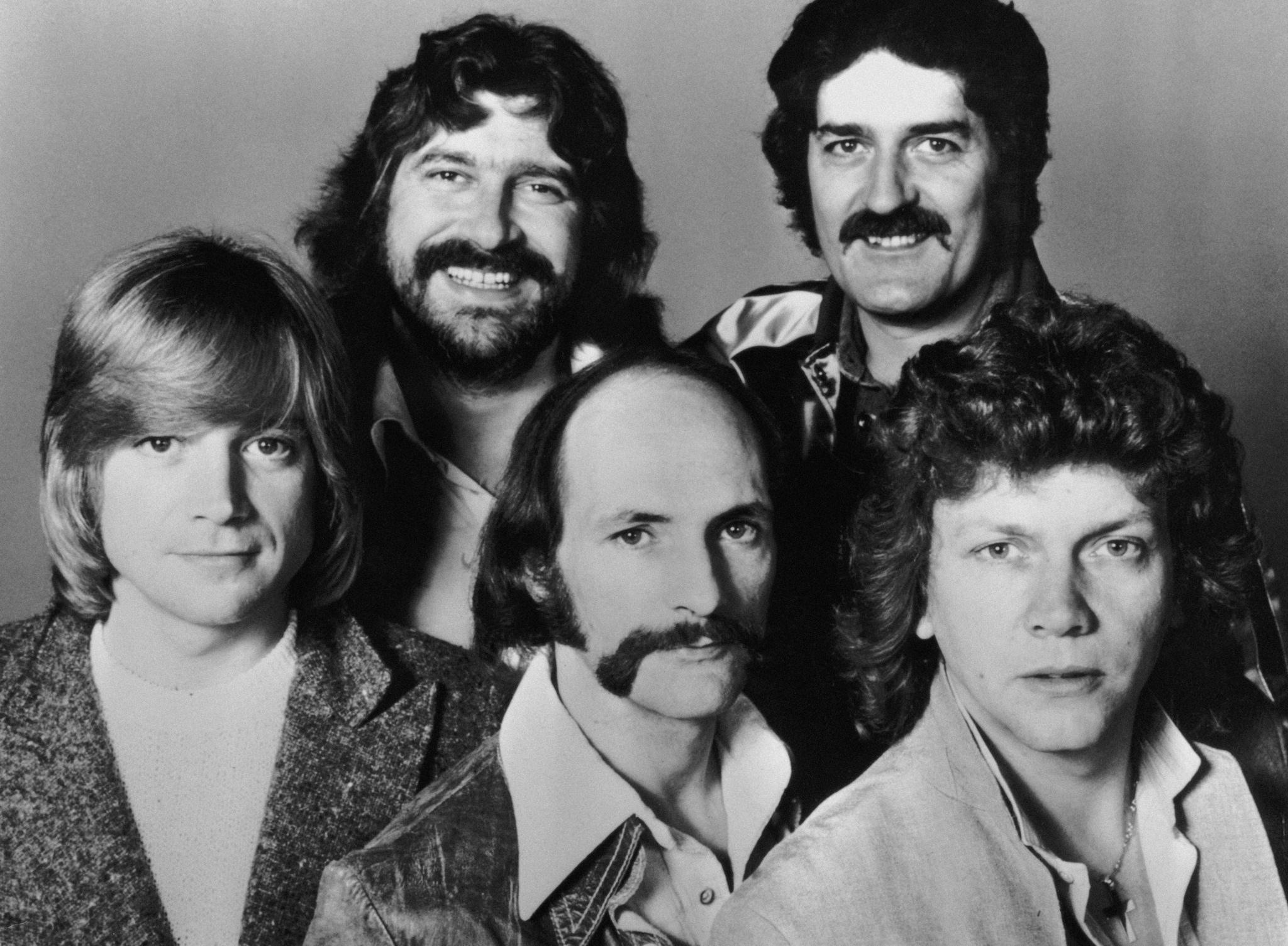 I Moody Blues nel 1978