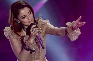 """Annalisa terza a Sanremo 2018: """"Ancora non ci credo, grazie alla musica"""""""