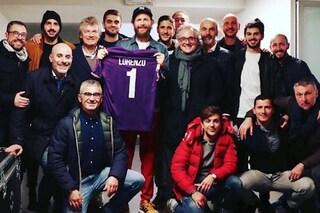 """Jovanotti e la Fiorentina nel nome di Astori: """"Cantiamo una canzone per il Capitano"""""""