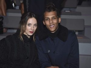Stromae e la moglie Coralie Barbier (Getty Images)