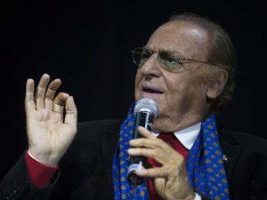 Renzo Arbore (LaPresse)