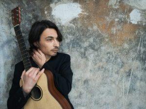 Francesco Di Bella (ph Riccardo Piccirillo)