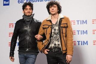 """Eurovision Song Contest 2018, Ermal Meta e Fabrizio Moro: """"Non canteremo in altre lingue"""""""