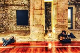 Ermal Meta e Fabrizio Moro: complicità e sfottò per l'Eurovision Song Contest 2018