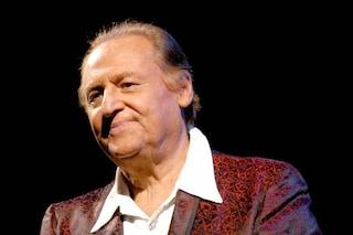 Renzo Arbore annulla due concerti per problemi di salute