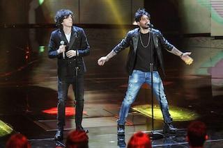 """Eurovision Song Festival 2018, prime prove per Ermal Meta e Fabrizio Moro: """"No ai fuochi d'artificio"""""""