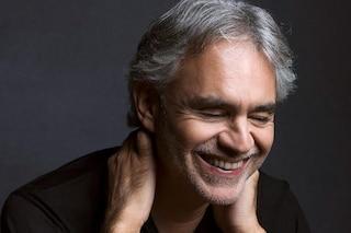 """Dopo 14 anni Andrea Bocelli torna con un album di inediti: a ottobre arriva """"Sì"""""""