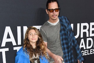 """La dedica della figlia di Chris Cornell al padre: """"Niente può essere paragonato a te"""""""