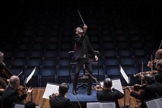 """Il ritorno di Ezio Bosso è """"StradivariFestival Chamber Orchestra"""" e un tour estivo"""