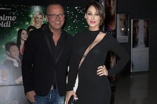 Anche Gigi D'Alessio e Anna Tatangelo, insieme, per il concerto di Vasco Rossi a Roma