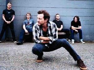 I Pearl Jam (ph Danny Clinch)