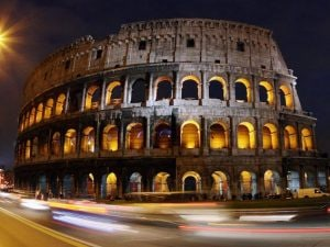 Il Colosseo (ph Alberto Pizzoli/Getty Images)