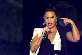 Le condizioni di Demi Lovato: nelle scorse settimane rifiutò l'aiuto del suo staff