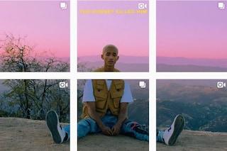 Il figlio di Will Smith pubblica un album interamente su Instagram