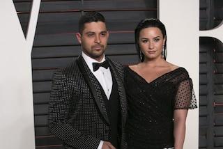 Demi Lovato è ancora in ospedale: con lei anche l'ex compagno Wilmer Valderrama