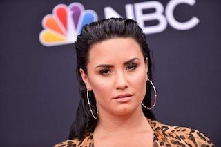 Demi Lovato ricoverata in ospedale per overdose