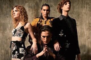 I Måneskin annunciano che il nuovo album, seguito di Chosen, uscirà ad ottobre