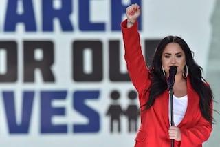 """Demi Lovato parla per la prima volta dopo l'overdose: """"Ho bisogno di tempo, continuerò a combattere"""""""