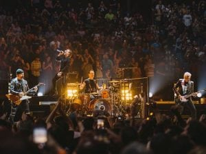 U2 in concerto (ph. Danny Nort)