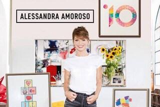 """Alessandra Amoroso annuncia l'instore tour per presentare il nuovo album """"10"""""""