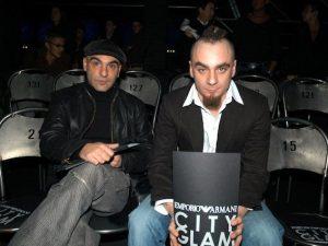 Da sx: Dj Jad e J–Ax (2004, LaPresse)