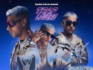 """La copertina di """"Trap Lovers"""" della Dark Polo Gang"""