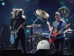 Foo Fighters (Getty Images)