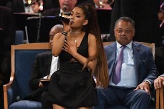 Ariana Grande ancora davanti a Irama: la cantante americana conquista la classifica italiana