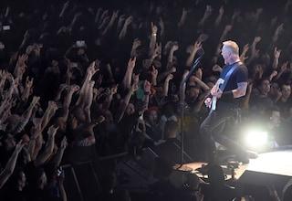 I Metallica annunciano il tour europeo 2019: la band sarà al Milano Summer Festival