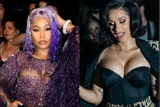 Rissa tra Cardi B e Nicki Minaj, le due vengono alle mani alla New York Fashion Week